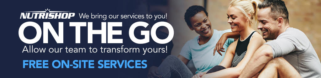 We bring our services to you! ON THE GO. Allow OUR TEAM to TRANSFORM YOURS! *Valid at participating locations only. Some restrictions may apply, see store for details.